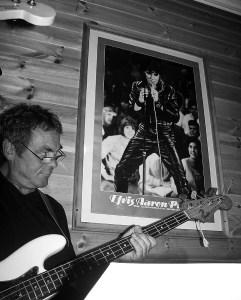 Elvis er medHommersåk 02.06. 2006