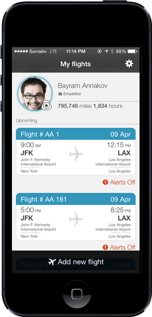 App in the Air 5