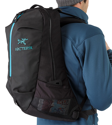 Arro-22-Backpack-Blue-Tetra-Side-Pocket