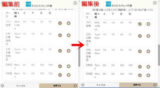 画期的☆かんたんキレイ巾着の材料サイズを自動計算!
