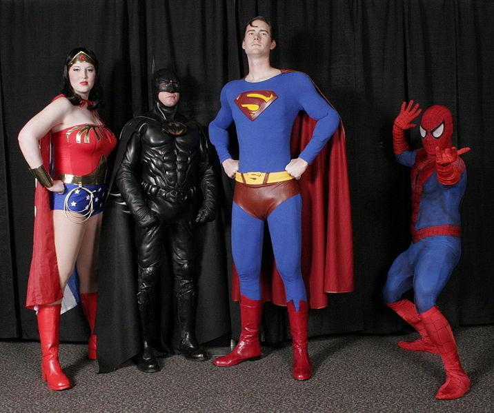 Superhéroes en la vida real ¿Cómo sería?