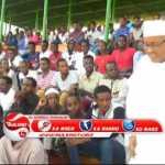 Daawo Muqaal:Gudoomiye Cirro Oo Soo DaawadaY Ciyaartii Maanta Ee Booliska iyo Asluubta Hargeisa Stadium