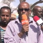 DAAWO:-Xoghayaha Guud ee Xisbiga WADDANI oo Madaxtooyada Somaliland Ku Eedeeyey Xadhiga Siyaasiyiinta WADDANI April 22, 2017