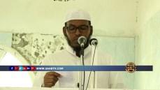 Daawo Muqaal:U diyaargarowga bisha Ramadaan iyo Fadliga Bisha Shabcaan Sheekh Cabdilaahi Xassan Xaashi Barbaraawi.05.05.17
