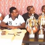 Shirkada Hormoodka U Ah Somaliland Ee Somtel Oo Agab sportis ku wareejisay Xulka Kubada Baaskidka Ee