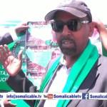Daawo Muqaal:Masuuliyiinta Xisbiga Ucid oo Haregysa Kusoo Dhaweeyay Fanaanka C Jibaar Khaliiiji..22.10.17