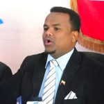 Daawo:Gudoomiyaha Haayada Shaqaalaha Somaliland Sharmaake Oo Ceerigaabo Ka Bilaabay Diwaangelinta..March 24.18