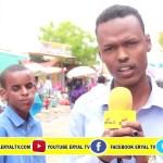 Daawo ]:- Shacabka Magaalada Burco Oo Taageero U Muujiyey Ciidanka Qaranka Somaliland