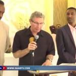 Daawo:Wafti Ka Socda Qaramadda Midoobay Oo Gaadhay Magaaladda Booram..May 28.18