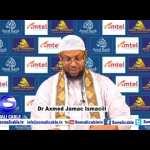 Daawo Dr Axmed Jamac Ismacil Iyo Barnaamijkii Maal Gashiga Islaamka Iyo Amal Bank.June 18.18