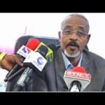 [Daawo ]:- Waa Noocma Fariinta Uu Wasiir Guri Barwaaqo U Diray Saxaafada Somaliland