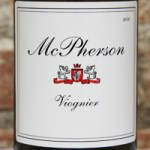 McPherson Cellars Viognier