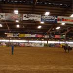 Wildfire Open Roping 2009