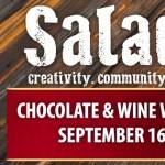 Chocolate & Wine Weekend 2016