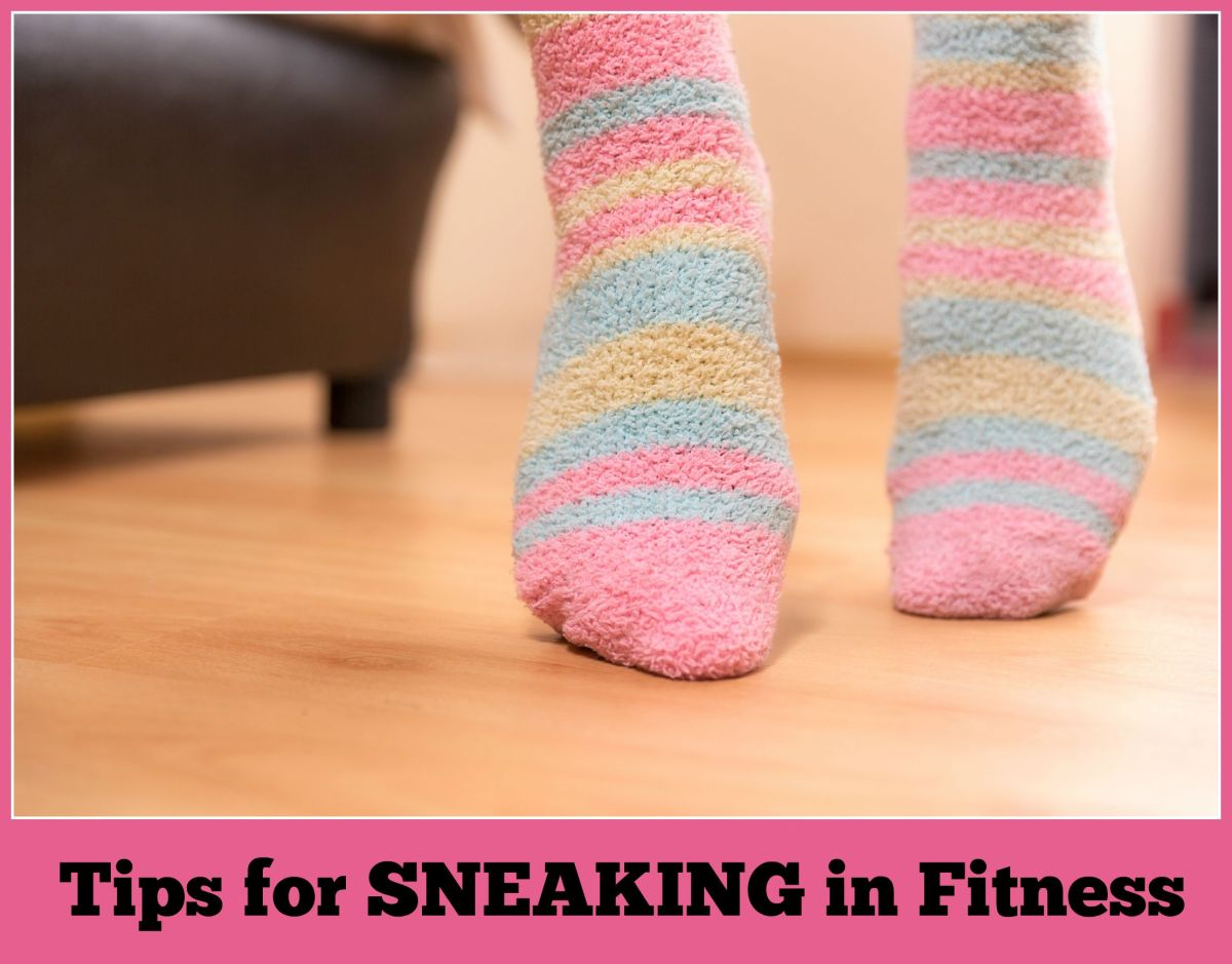 #MotivateMe Monday: Tips for Sneaking in Fitness + Weekly Fitness Move
