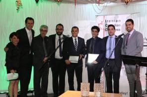 گزارش جشن شب یلدای کنگره ایرانیان کانادا