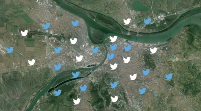 Ugrožavate li svoju bezbednost deljenjem lokacije na Twitteru?