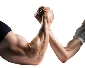 Sales Team Leveraging Strengths