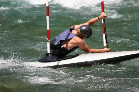 Rowing Upstream