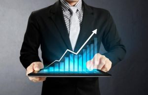 effective sales graph
