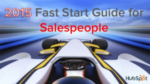 Fast Start Guide For Salespeople