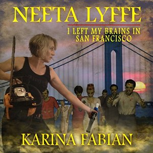 I Left My Brains in SF cover art