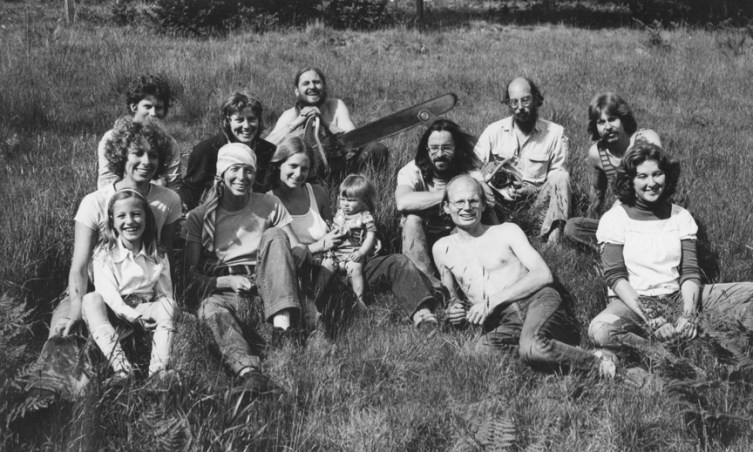 Salmon Creek Farm communards, 1978