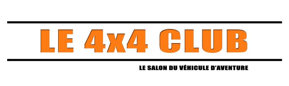 Banderole 2m0,60 4x4 Club