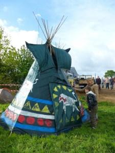 Campement indien 2