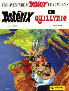 Astérix en Quillynie
