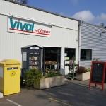 Supermarché VIVAL à Corcoué