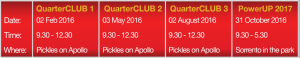 QuarterCLUB_2016