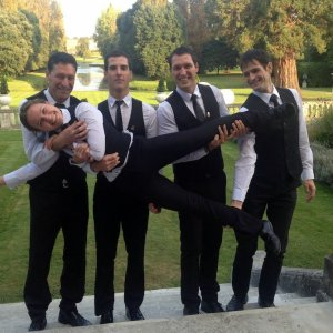 Professional butlers for corporate events in and around London