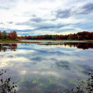 fall mainething mainetheway quietplace