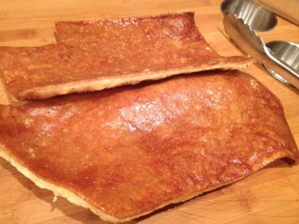 Baked Pork Rinds Baked Pork Cracklins Baked Cracklins