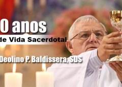 40 anos de Vida Sacerdotal do Pe. Deolino Baldissera