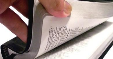 Por que setembro é o mês da Bíblia