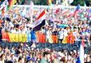 JMJ em Cracóvia reuniu 2,5 milhões de peregrinos, estima COL
