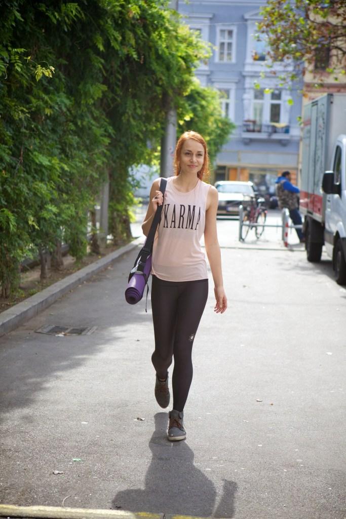 Yogini Autumn Streetstyle SamadhiAndMe