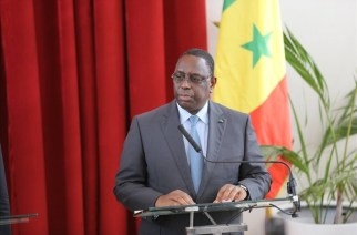 Attaques terroristes: Macky Sall exprime sa «solidarité» avec Bruxelles