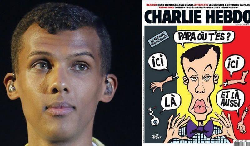 Stromae Charlie Hebdo