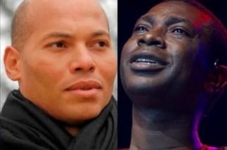Karim Wade et youssoun ndour