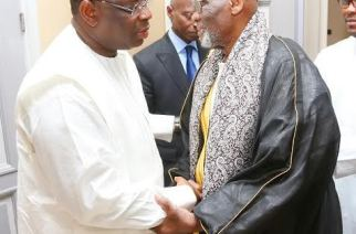 khalife de médina Mbaye encense Macky
