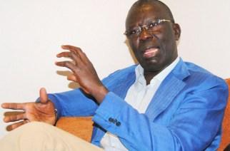"""Babacar Gaye : """"Macky Sall et Mimi Touré ne réussiront jamais à faire plier Karim Wade»"""