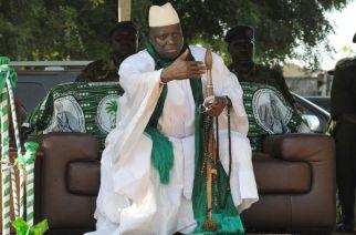 PRÉSIDENTIELLE EN GAMBIE – « GEM » donne Jammeh perdant… Des Diolas Sénégalais pour le sauver !