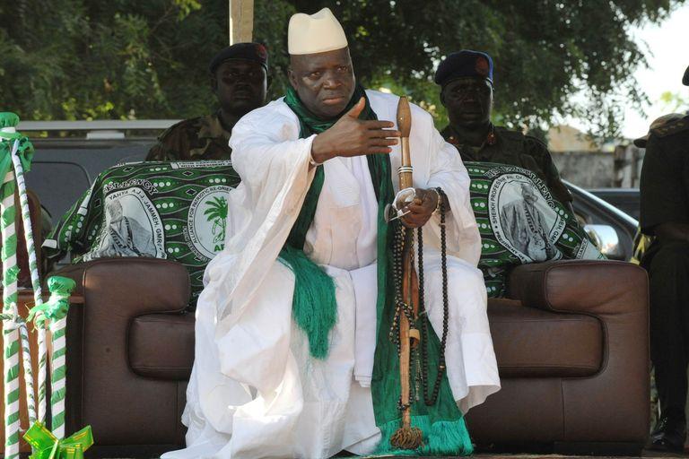 Jammeh, le Néron de Gambie