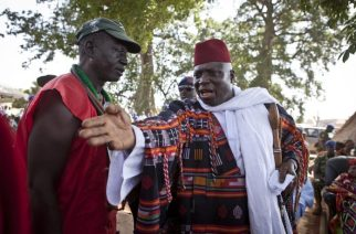 La crainte mystique de Yahya Jammeh hante encore la Gambie