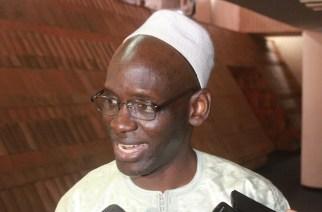Khadim Diop ,  Ministre de l'intégration Africaine, du NEPAD