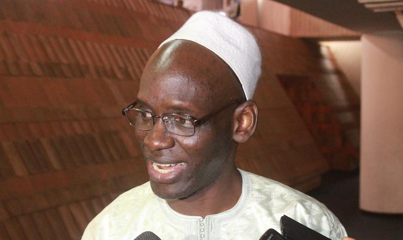 Le Ministre de l'intégration Africaine, du NEPAD