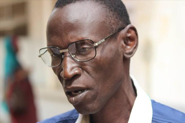 Aboubacry Mbodji, défenseur des droits de l'homme